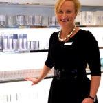 From international cosmetic brands to entrepreneurship, meet Linda Stephenson