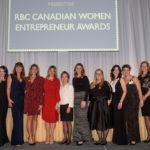 Winners Announced for the 2016 RBC Canadian Women Entrepreneur Awards!
