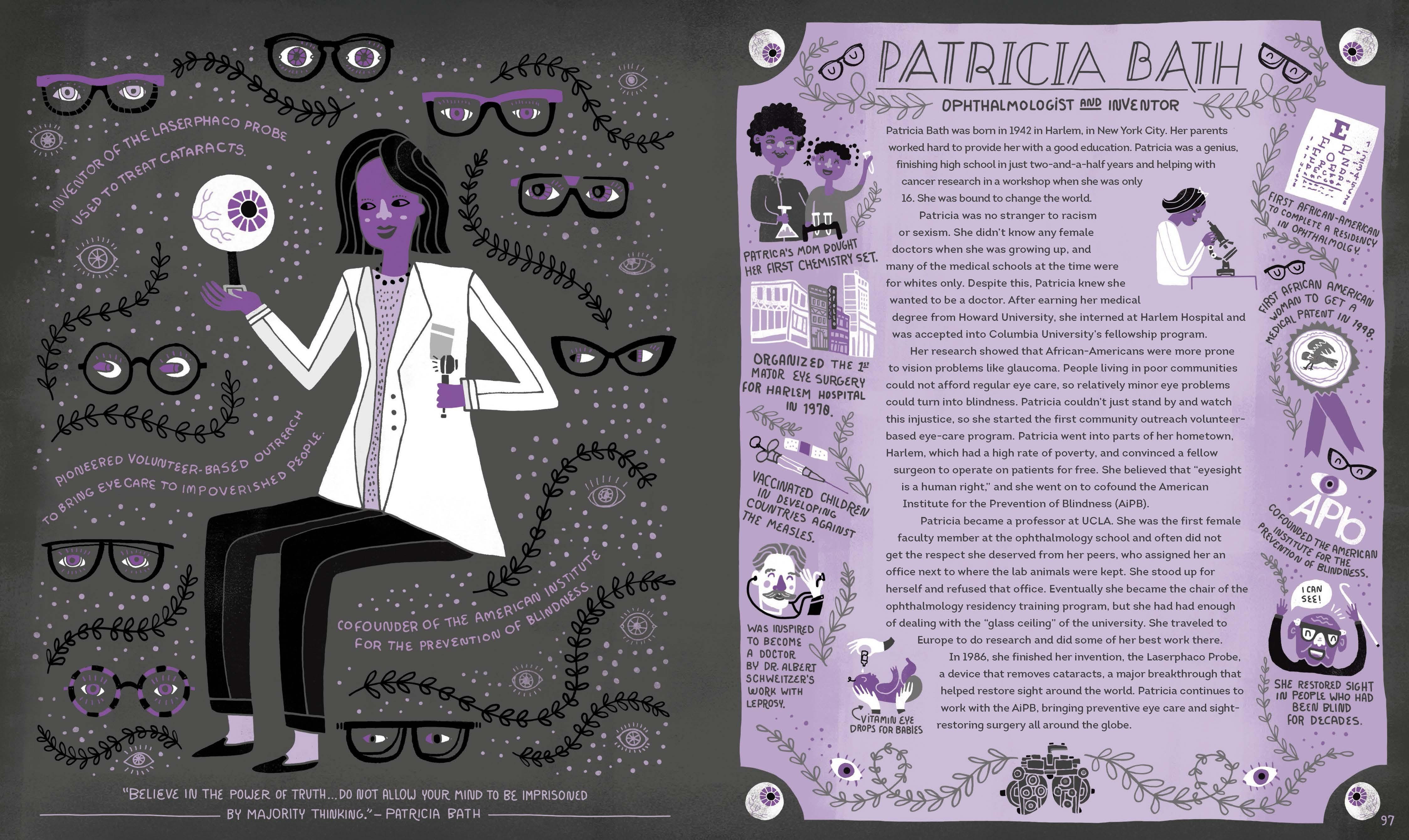 Rachel Ignotofsky_Patricia Bath